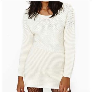 Nasty Gal Sweater Dress